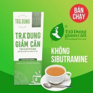 Trà Dung giảm cân The Kaffeine 30 túi
