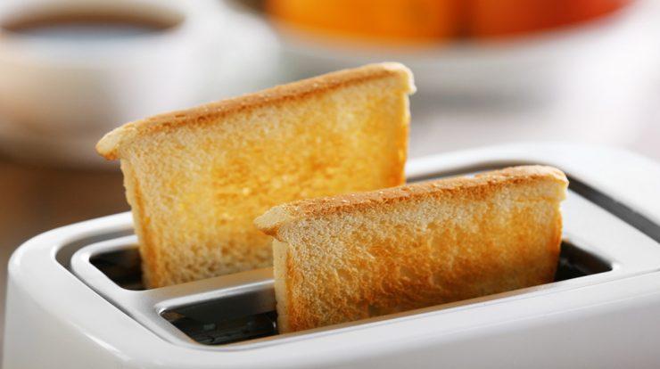 máy để nướng bánh mỳ
