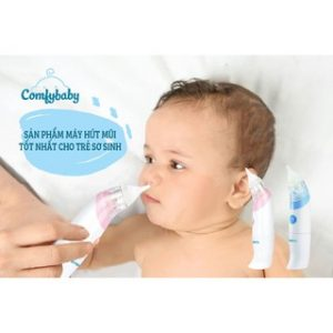 máy hút mũi cho trẻ em