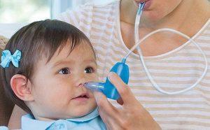 máy hút mũi tốt nhất cho trẻ em