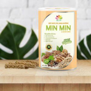 Ngũ cốc ăn sáng Minmin