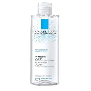 nước tẩy La roche posay micellar water ultra sensitive skin