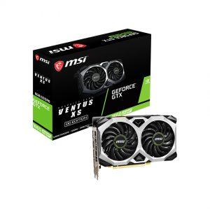 Card màn hình MSI GeForce GTX 1660 SUPER VENTUS XS OC
