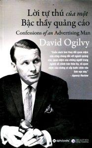 """Cuốn sách """"Lời tự thú của một bậc thầy quảng cáo"""""""