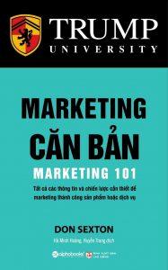 """Cuốn sách """"Marketing căn bản"""""""