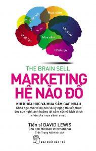 """Cuốn sách """"Marketing hệ não đồ"""""""