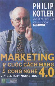"""Cuốn sách """"Marketing trong cuộc cách mạng công nghệ 4.0"""""""