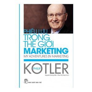 """Cuốn sách """"Phiêu lưu trong thế giới Marketing"""""""