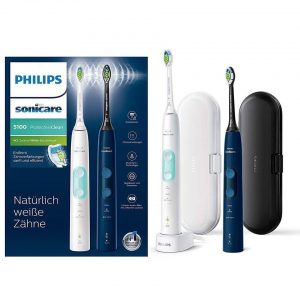Bàn chải đánh răng điện thế hệ mới Philips Sonicare
