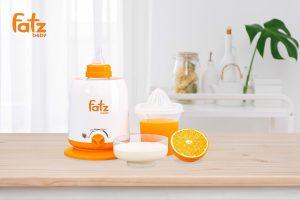 Máy Hâm Sữa của Fatzbaby