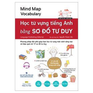 Mind Map Vocabulary Học từ vựng tiếng Anh bằng sơ đồ tư duy