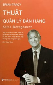 """Quyển sách """"Thuật quản lý bán hàng"""""""