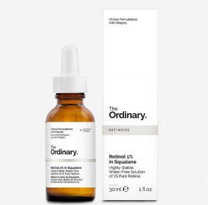 Serum chống lão hóa The Ordinary Retinol 1% In Squalane 30ml