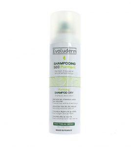 Dầu gội khô Evoluderm Purifying Shampoo Dry