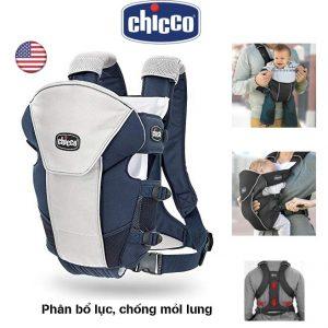 Địu trẻ em Chicco Ultra Soft chống mỏi