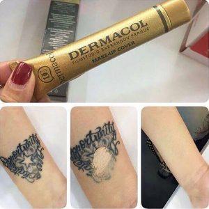 Kem che hình xăm Dermacol Makeup – Cover