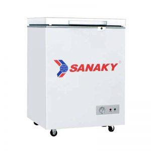 Tủ đông lạnh mini Sanaky VH-1599HYKD