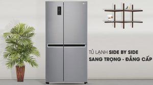 Tủ lạnh Inverter GR-B247JS 626 lít của LG